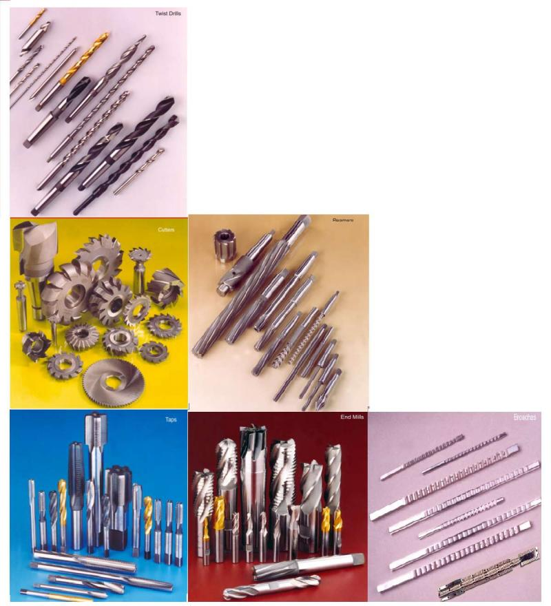 Cutting Tools For Metal, Wood & Concrete.