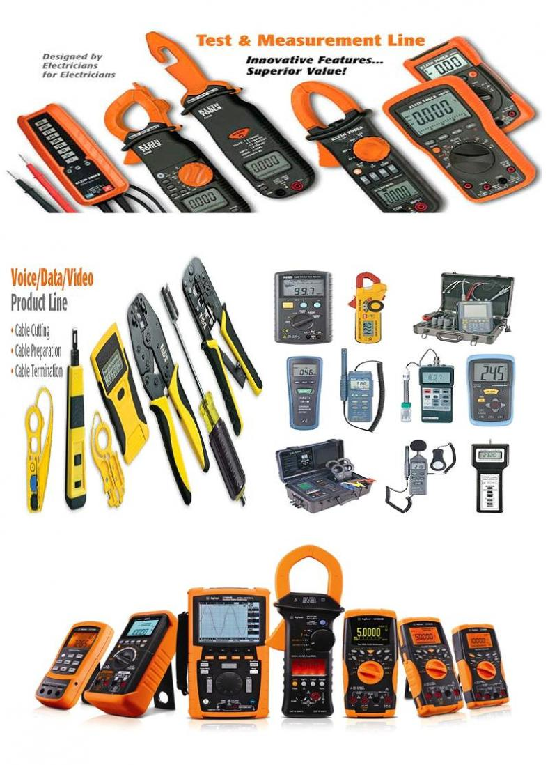 Electrical Test & Measurment Instruments